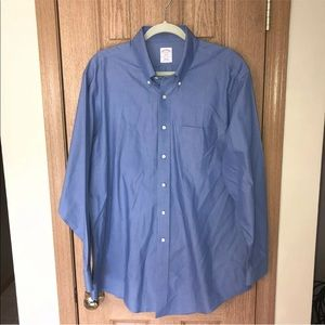 Brooks Brothers 346 Non-Iron Button Shirt 17 - 4/5